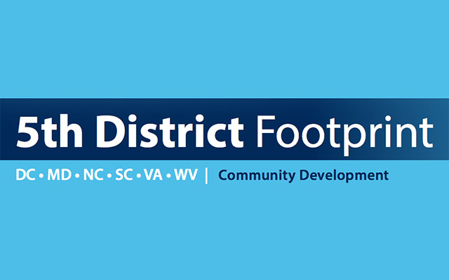 5th District Footprint