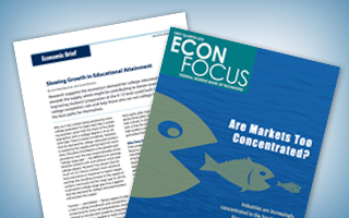 Subscribe to Econ Focus