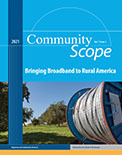 Community Scope Volume 8 Number 1 cover