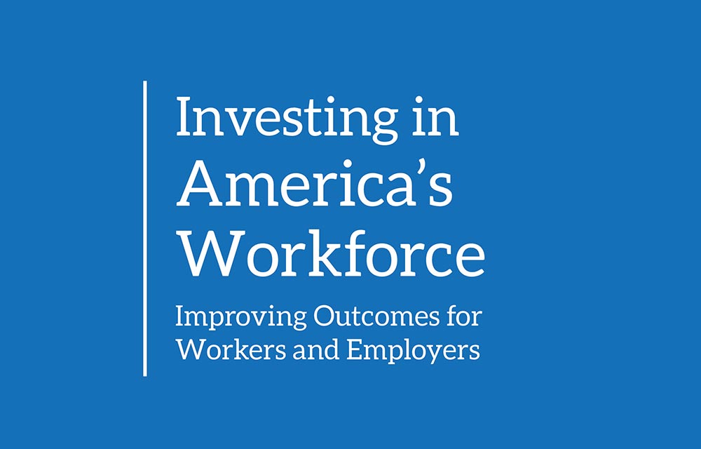 Invest in America's Workforce (logo)