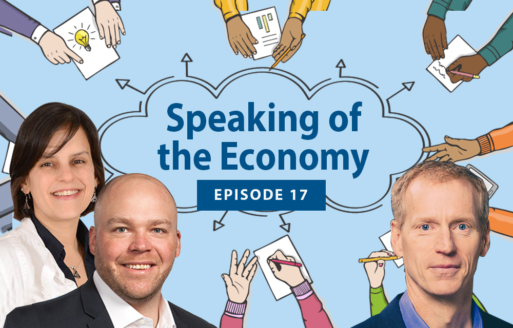 Speaking of the Economy - Sonya Waddell, Brent Meyer, John Graham