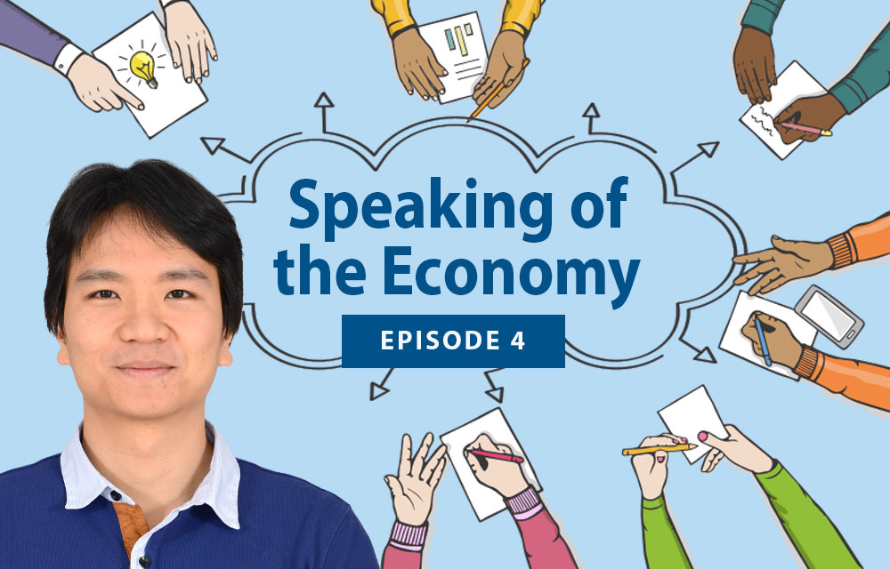 Speaking of the Economy - Toan Phan