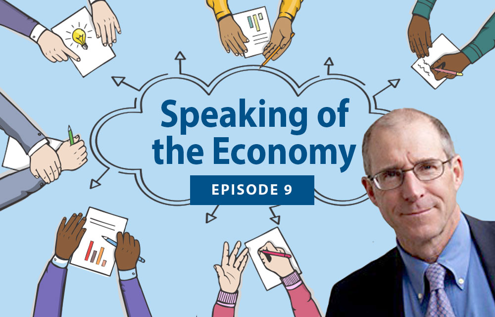 Speaking of the Economy - James Stock